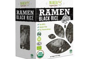 RAMEN BLACK RICE