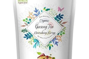 ORGANIC GINSENG TEA NOURSHING ENERGY REAL HERB TEA