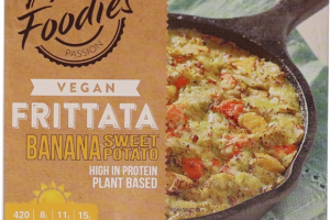 BANANA SWEET POTATO FRITTATA