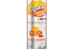 BLOOD ORANGE FLAVORED ENERGY DRINK