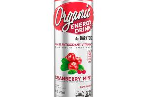 CRANBERRY MINT FLAVORED ENERGY DRINK
