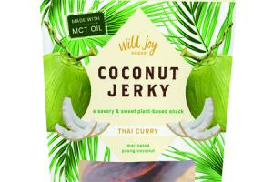 THAI CURRY COCONUT JERKY