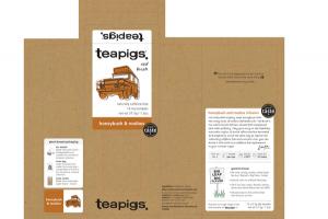 NATURALLY CAFFEINE-FREE HONEYBUSH & ROOIBOS TEA TEMPLES