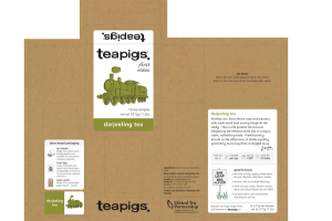 DARJEELING TEA TAMPLES