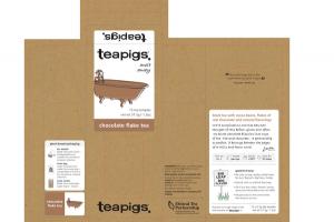 CHOCOLATE FLAKE TEA TEMPLES