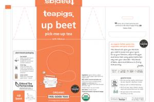 HIBISCUS UP BEET PICK-ME-UP TEA