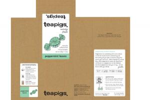 PEPPERMINT LEAVES TEA TEMPLES