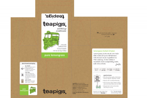 PURE LEMONGRASS SOOTHING SWEETNESS TEA TEMPLES