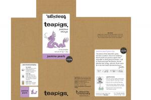 JASMINE PEARLS TEA TEMPLES