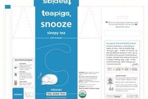 LAVENDER SNOOZE SLEEPY TEA