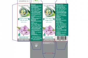 CLARY SAGE OIL CHEMOTYPED ESSENTIAL OIL