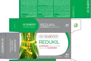 REDUKIL FOOD SUPPLEMENT CAPSULES