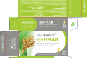 GERMAR FOOD SUPPLEMENT CAPSULES
