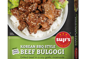 KOREAN BBQ STYLE BEEF BULGOGI GRILLED BEEF IN A SOY GARLIC MARINADE