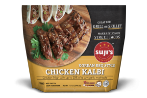 KOREAN BBQ STYLE CHICKEN KALBI