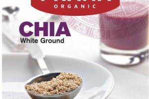 ORGANIC CHIA WHITE GROUND