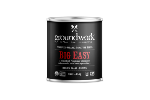 MEDIUM ROAST BIG EASY ARABICA GROUND COFFEE