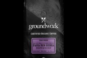 PAPUA NEW GUINEA SINGLE ORIGIN MEDIUM ROAST - WHOLE BEAN ARABICA COFFEE