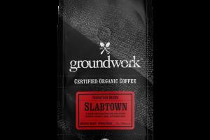 SLABTOWN SIGNATURE BLEND MEDIUM ROAST - WHOLE BEAN ARABICA COFFEE