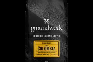 LIGHT ROAST COLOMBIA ARABICA WHOLE BEAN COFFEE