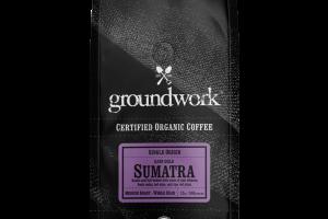 SUMATRA SINGLE ORIGIN MEDIUM ROAST - WHOLE BEAN ARABICA COFFEE