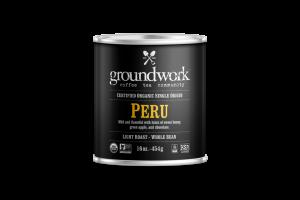 LIGHT ROAST PERU WHOLE BEAN ARABICA COFFEE