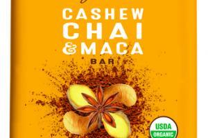 CASHEW CHAI & MACA BAR