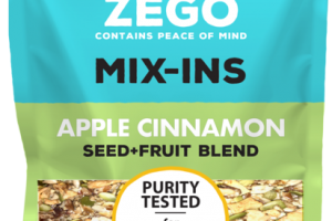 APPLE CINNAMON SEED+FRUIT BLEND MIX-INS