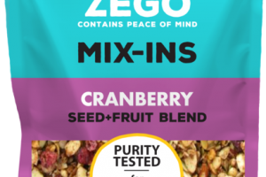 CRANBERRY ORGANIC MIX-INS SEED+FRUIT BLEND