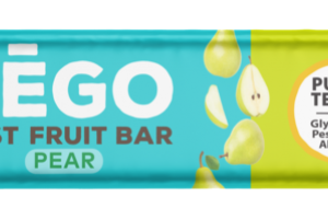 PEAR JUST FRUIT BAR