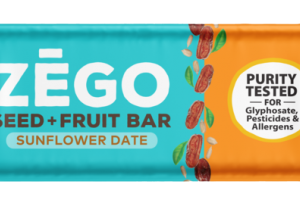 SUNFLOWER DATE SEED + FRUIT BAR
