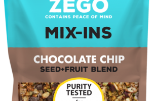 CHOCOLATE CHIP SEED+FRUIT MIX-INS BLEND