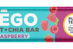 RASPBERRY FRUIT + CHIA BAR