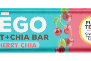 CHERRY CHIA FRUIT + CHIA BAR