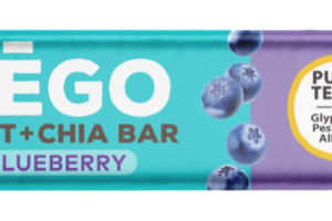 BLUEBERRY FRUIT + CHIA BAR