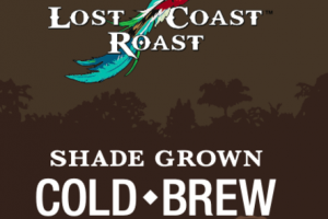 SHADE GROWN COLD-BREW BLACK COFFEE