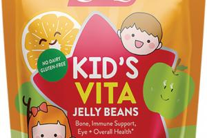 KID'S VITA BONE, IMMUNE SUPPORT, DIETARY SUPPLEMENT JELLY BEANS