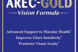 BILBERRY AREC-GOLD VISION FORMULA DIETARY SUPPLEMENT VEGETARIAN CAPSULES
