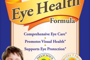 CHILD EYE HEALTH FORMULA DIETARY SUPPLEMENT CHEWABLE TABLETS