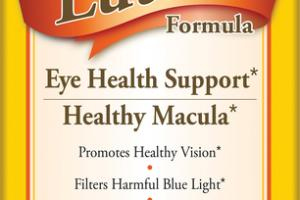EXTRA LUTEIN FORMULA EYE HEALTH SUPPORT HEALTHY MACULA DIETARY SUPPLEMENT SOFTGELS