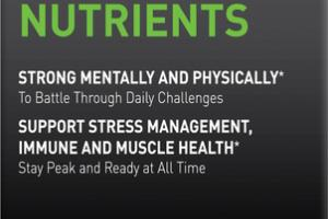 MEN'S MULTI WHOLE FOODS NUTRIENTS MULTIVITAMINS & MINERALS DIETARY SUPPLEMENT VEGETARIAN CAPSULES