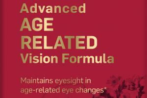 ADVANCED AGE RELATED VISION FORMULA DIETARY SUPPLEMENT VEGETARIAN CAPSULES