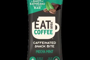 MOCHA MINT CAFFEINATED SNACK BITE