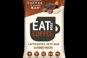 ALMOND MOCHA CAFFEINATED KETO BAR