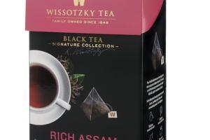 RICH ASSAM BLACK TEA BAGS