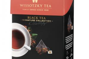 ENGLISH BREAKFAST BLACK TEA BAGS