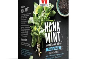 SIMPLY NANA BLACK MINT TEA BAGS