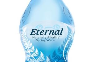 NATURALLY ALKALINE SPRING WATER