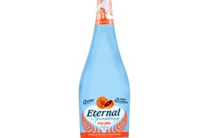 BLOOD ORANGE SPARKLING NATURAL SPRING WATER