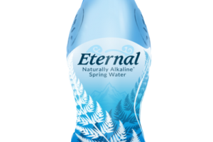 NATURALLY ALKALINE SPRING WATER